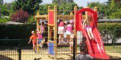 2007: Eröffnung neuer Spielplatz